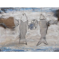 Cuadro peces I