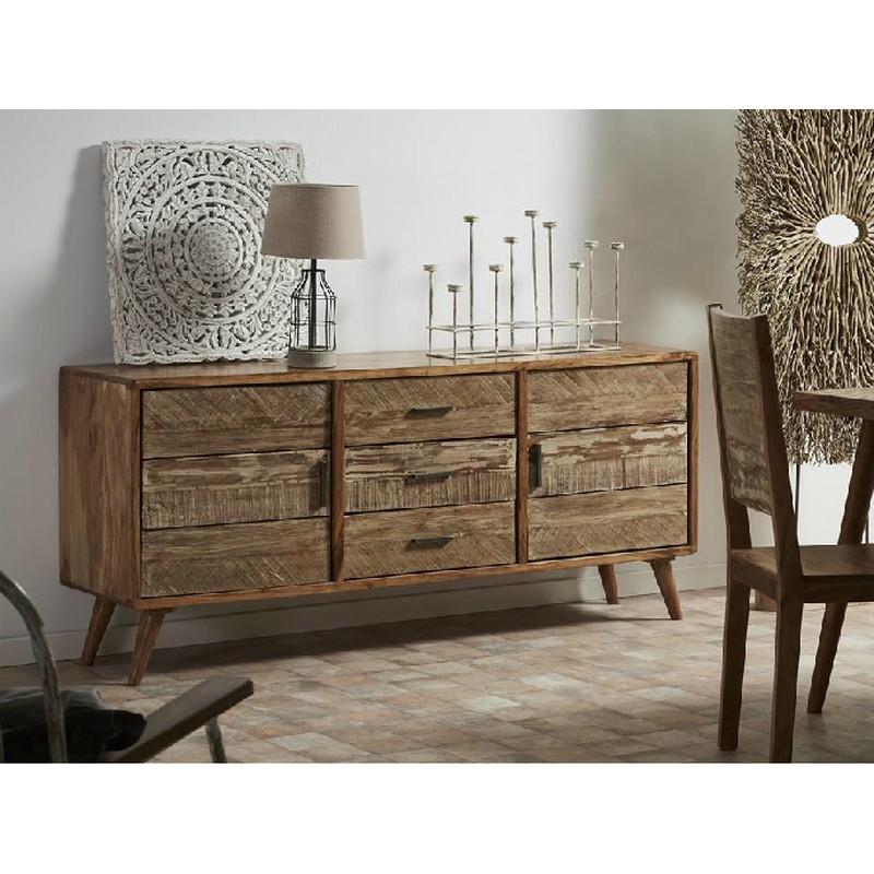 Mueble comedor de madera - Terraendins