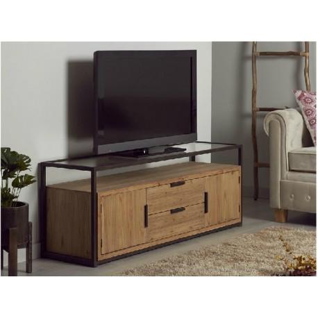 Mueble tele 140x38x50cm terraendins - Muebles igualada ...
