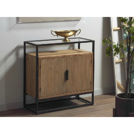 Mueble recibidor 80x35x80cm terraendins - Muebles igualada ...