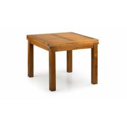 Mesa libro madera y extensible