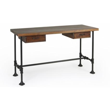 Escritorio madera/hierro
