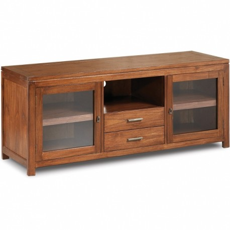 Mueble tv r stico terraendins - Muebles igualada ...