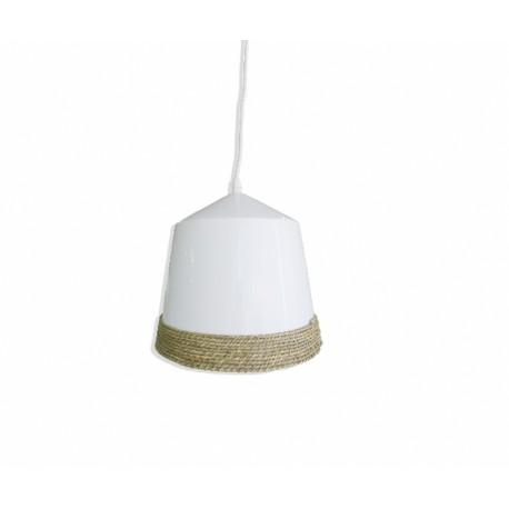 Lámpara colonial Ø25x24cm