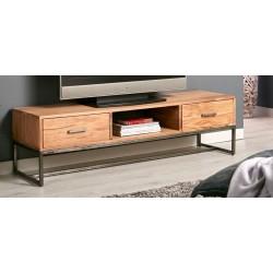 Mueble tele acacia 145x40x40cm