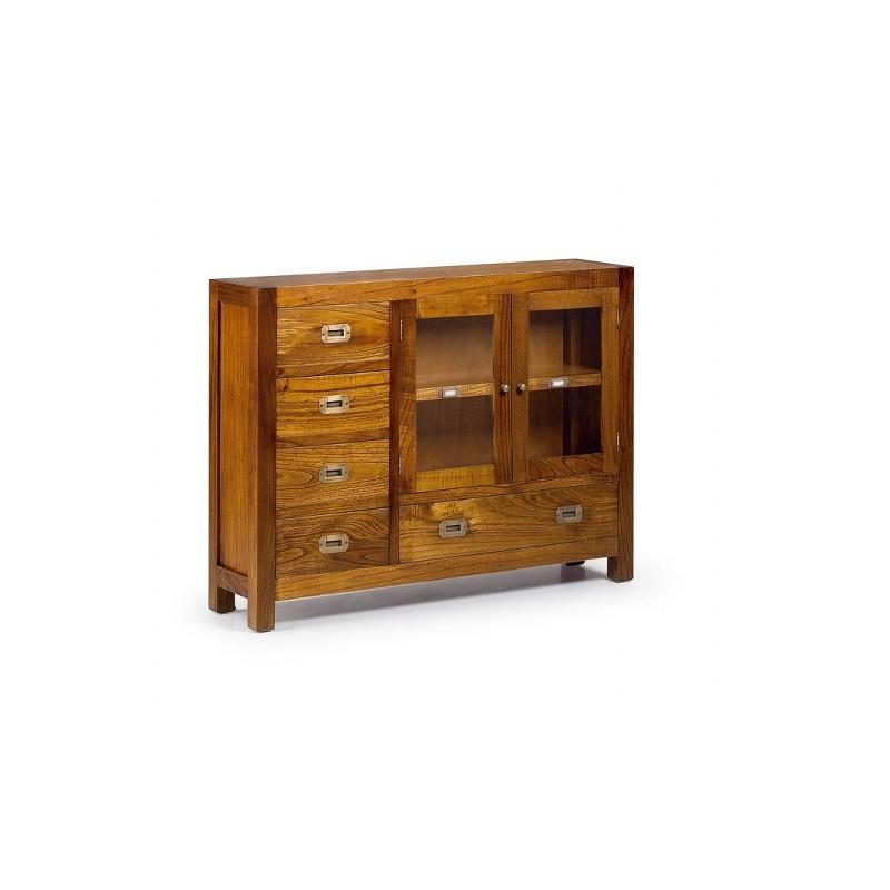 Mueble recibidor colonial terraendins - Muebles igualada ...