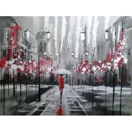 Paseo oto al terraendins - Cuadros pintados a mano online ...
