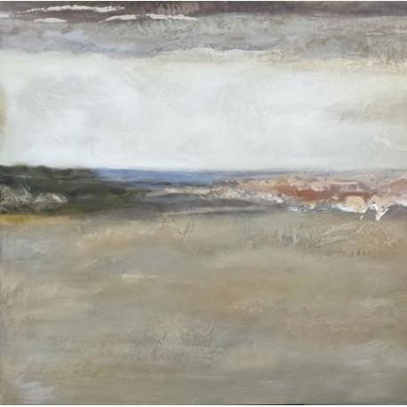 Abstracto grises terraendins - Cuadros pintados a mano online ...