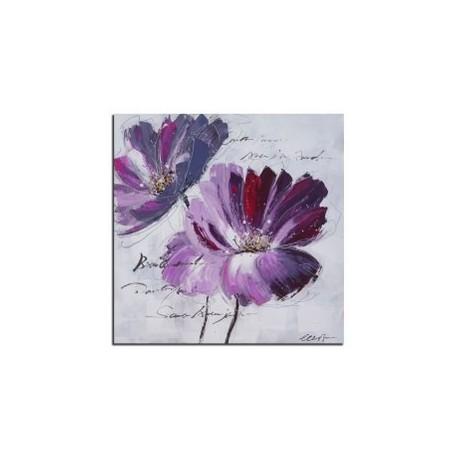 Cuadro flores modernas terraendins - Cuadros flores modernas ...