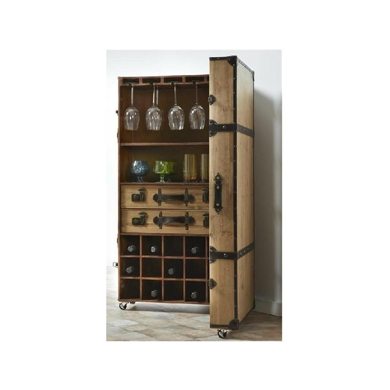 Mueble bar 60x40x125cm terraendins - Muebles igualada ...