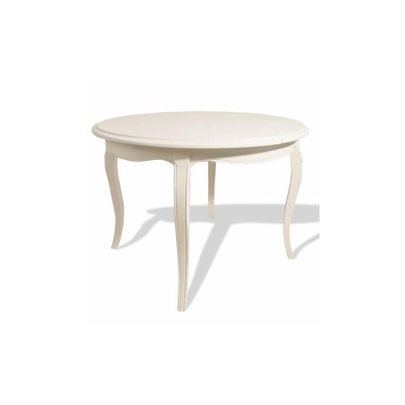 Mesa redonda extensible terraendins - Mesa cocina redonda extensible ...