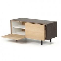 Aparador alto y moderno terraendins - Muebles igualada ...